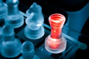 Chess Experiment #2 - Ice Chess by JaliosWilinghart