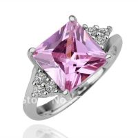 NEW-ARRIVAL-Beautiful-pink-crystal-RING by felicianovargas01