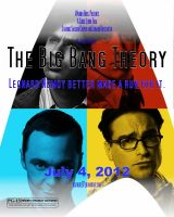 Star Trek: The Big Bang Theory by DeathLife97