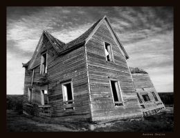 An Old House by numericnox