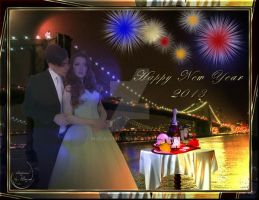 Happy New Year 2013 by nudagimo