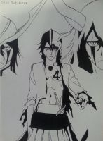Bleach: Ulquiorra by GrayCrow180