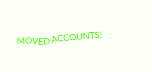 Moved Accounts! by DaisyRosalina123