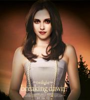 Breaking Dawn Part 2 Poster by YlianaKapella-Neidon