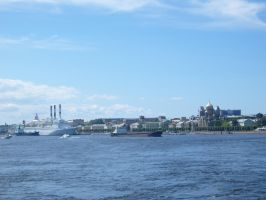 Neva River by 4ajka