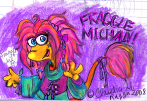 Michan Fragglefied by Merry-Muse