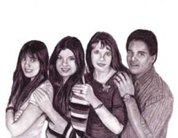 My Family by Jenileigh