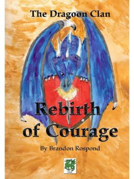 Rebirth of Courage Cover Art by Blightfang