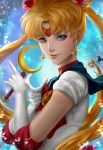 Sailor Moon Contest by Tecnomayro