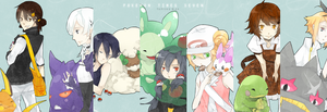 pokemon times seven by Tapichu