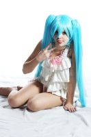 Miku Hatsune Last Night Good Night by HimeYukiko