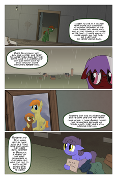 Fallout Equestria: Grounded page 76 by BruinsBrony216