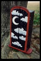 Cloudy Night Mini-Armoire by ReincarnationsPF