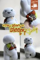 Sleepy Slouchy - Toy Story1 by cleody