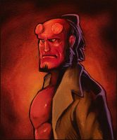 Hellboy 2 by Merystic