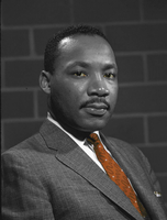 Martin Luther King, Jr. by ChelsSk8r