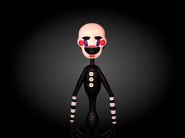 Cinema4D The Puppet! [ALSO READ DESCRIPTION!!] by GaboCOart
