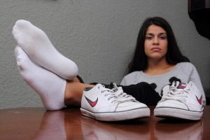 Cutie in socks 2 by jason9800player2
