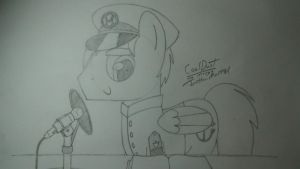 Anchors the navy pony's fan fic readings by CoalDustTheStrange