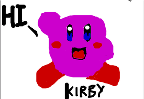 Kirby by Lehvorak