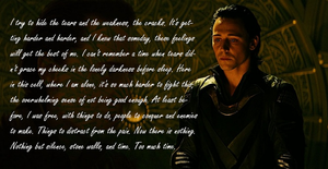 Too Much Time-LOKI! by elksongredfeather