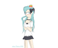 Hatsune Miku- World is Mine (Character Vector) by TakaraPOV