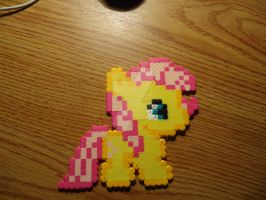 Chibi Fluttershy by PixelsandStitches