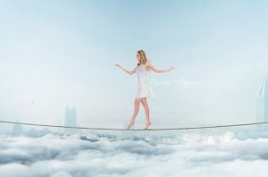 In the Tightrope by marcosnogueiracb