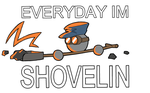 Shovelin by Atticus-W