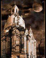 The Church by redchili