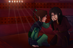 Touch - Tyzula Week 2009 by Paradox-Effect