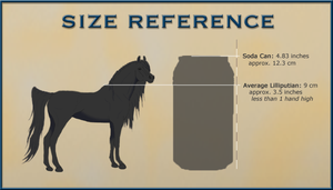Size Reference by the-wolfmoon