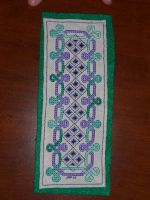 Bookmark Pattern H2 by Joce-in-Stitches