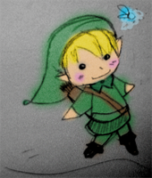 Mr.Link by CheeseStorm