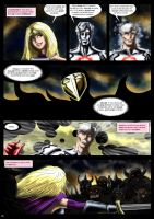 Justice League - Initiations (18) Deja Vu by adamantis