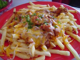 Chili Fries by queerbate