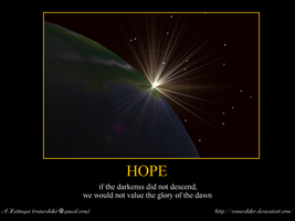Hope by oninoshiko