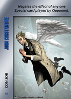 John Constantine Special - Con Job by overpower-3rd