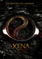 Xena Movie Poster by ATildeProduction