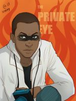 The Private eye by Autumn-Sacura