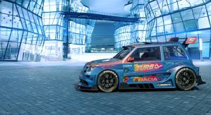 Dacia 500 extreme tuning 5 by cipriany