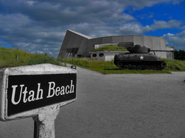 Utah Beach by RichardRH
