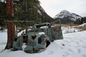 Thoughts of Bonnie and Clyde by HighCountryImages