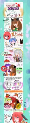 Amour Sucre My Candy Love Sweet  Amoris Meme by Mona-chi