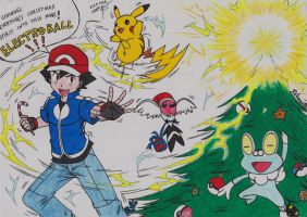 Pokemon XY Christmas Special by Rohanite