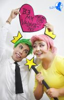 Fairly odd parents: Fairly Valentine by in-ciel
