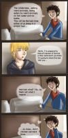 Art-Trade Merthur scene by Star-Jem