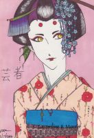 Maiko Prismacolors by Artwaste