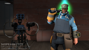 [SFM] TF2 Loadout - Engineer (BEEFJAKE) by 360PraNKsTer
