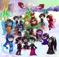 Collab: Christmas is over by mosacd